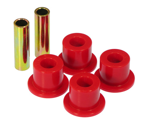 Prothane 72-81 International Scout II Shackle Bushings - Red - 9-801