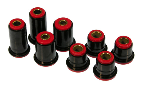 Prothane 82-00 GM S-Series 2wd Front Control Arm Bushings - Red - 7-231