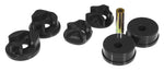 Prothane 92-93 Acura Integra 3 Mount Kit - Black - 8-1908-BL