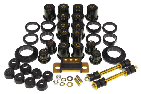 Prothane 78-88 GM Various Cars Total Kit - Black - 7-2007-BL