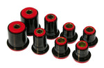 Prothane 73-74 GM 1-3/8in OD Front Control Arm Bushings - Red - 7-213