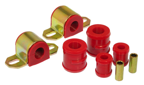 Prothane 67-81 Chevy Camaro/Firebird Rear Sway Bar Bushings - 7/8in 1-Bolt - Red - 7-1126