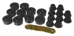 Prothane 78-80 Chevy K10 Blazer Body Mount Kit - Black - 7-107-BL