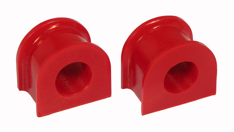 Prothane 90-97 Honda Accord Front Sway Bar Bushings - 25mm - Red - 8-1113