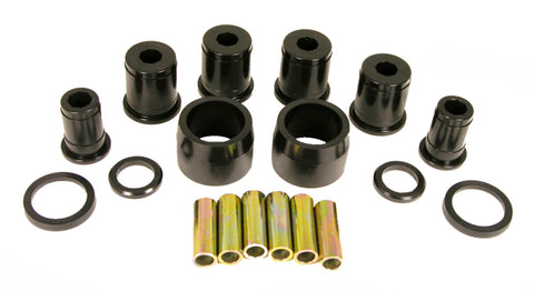 Prothane 65-70 GM Full Size Rear Upper/Lower Control Arm Bushings - Black - 7-309-BL