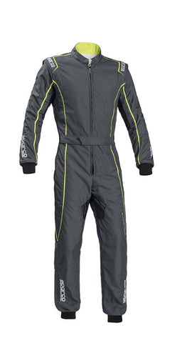 Sparco Suit Groove KS3 S Gry/Yel - 002334GRSGF1S