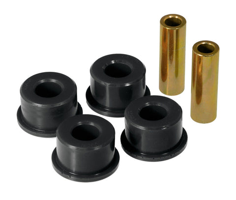 Prothane 86-89 Honda Accord Front Shock Bushings - Black - 8-907-BL