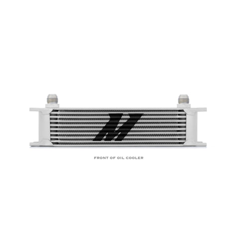 Mishimoto Universal 10 Row Oil Cooler - MMOC-10
