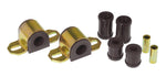 Prothane 67-81 Chevy Camaro/Firebird Rear Sway Bar Bushings - 7/8in 2-Bolt - Black - 7-1121-BL