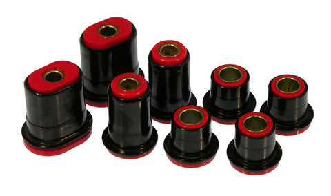 Prothane 66-72 GM Front Lower Oval Control Arm Bushings - Red - 7-222