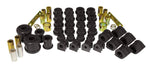 Prothane 06-11 Honda Civic Total Kit - Black - 8-2020-BL