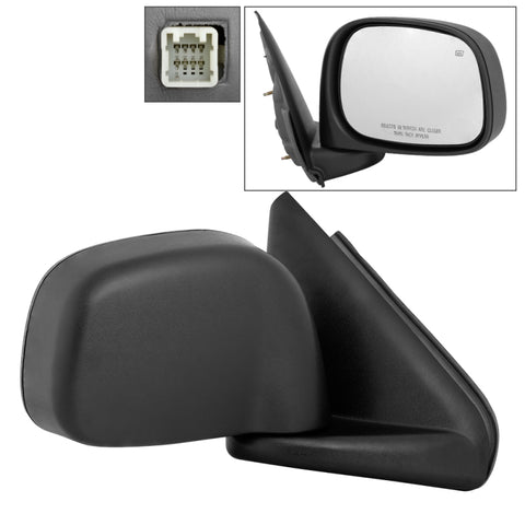 xTune Dodge Ram 02-08 Power Heated OE Mirror - Right MIR-03DRAM02-PW-R - 9938603