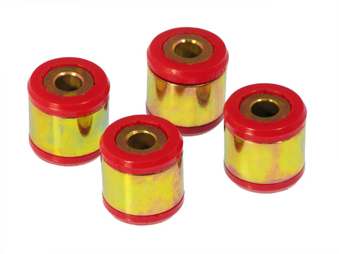 Prothane 88-00 Honda Civic Rear Compensator Arm Bushings - Red - 8-309
