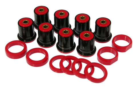 Prothane 65-88 GM Rear Control Arm Bushings - Red - 7-225