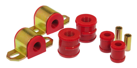 Prothane 67-81 Chevy Camaro/Firebird Rear Sway Bar Bushings - 13/16in 1-Bolt - Red - 7-1125