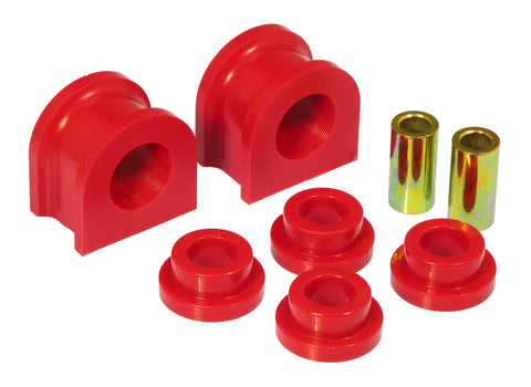Prothane 00-01 Chevy Suburban / Tahoe Rear Sway Bar Bushings - 1.18in - Red - 7-1172