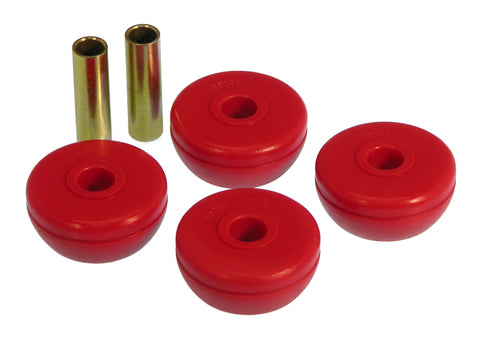 Prothane 90-93 Acura NSX Strut Rod Bushings - Red - 8-1203