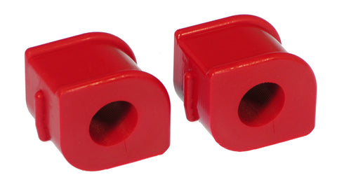 Prothane 97-04 Chevy Corvette Front Sway Bar Bushings - 26mm - Red - 7-1164
