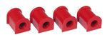 Prothane 88-94 Chevy Cavalier Rear Sway Bar Bushings - 15mm - Red - 7-1156