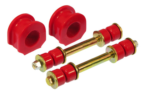 Prothane 88-98 GM Full Size Front Sway Bar Bushings - 1 1/4in - Red - 7-1110