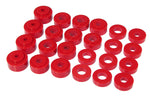 Prothane 68-72 Chevy Mid-Size El Camino Body Mount - Red - 7-125