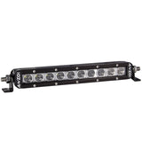 ANZO Rugged Off Road Light 10in 5W High Intensity LED Single Row (Spot) - 881047