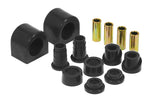 Prothane 88-96 Chevy Corvette Front Sway Bar Bushings - 32mm - Black - 7-1174-BL