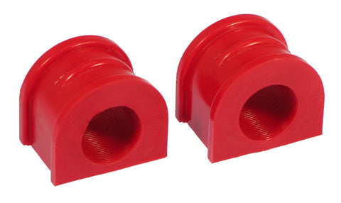 Prothane 97-04 Chevy Corvette Rear Sway Bar Bushings - 27mm - Red - 7-1179
