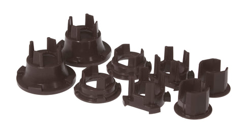 Prothane 10 Chevy Camaro Rear Subframe Bushing Insert Kit - Black - 7-146-BL