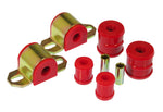 Prothane 67-81 Chevy Camaro/Firebird Rear Sway Bar Bushings - 11/16in 1-Bolt - Red - 7-1123