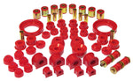 Prothane 94-97 Honda Accord Total Kit - Red - 8-2007