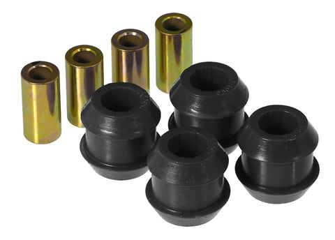 Prothane 90-93 Honda Integra Front Upper Control Arm Bushings - Black - 8-217-BL