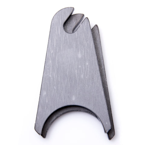 ANZO Mounting Tabs Universal 1.75in inch Radius Universal Slotted Mounting Tab - 851044