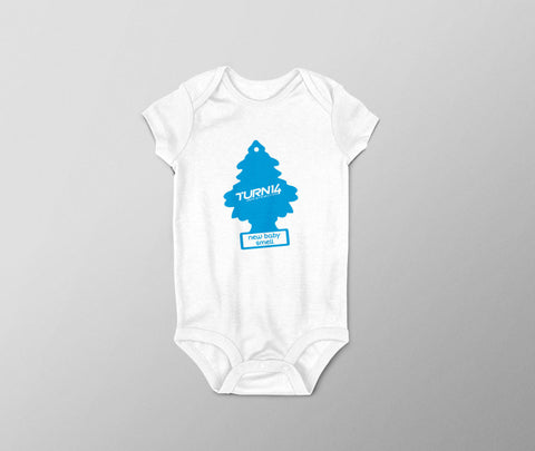Turn 14 Distribution Onesie  - 12 Months - 9903