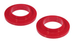 Prothane 65-95 GM Rear Upper Coil Spring Isolator - Red - 7-1706