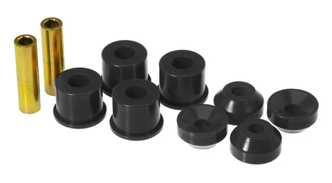 Prothane 99-00 Honda Civic Front Shock Bushings - Black - 8-905-BL