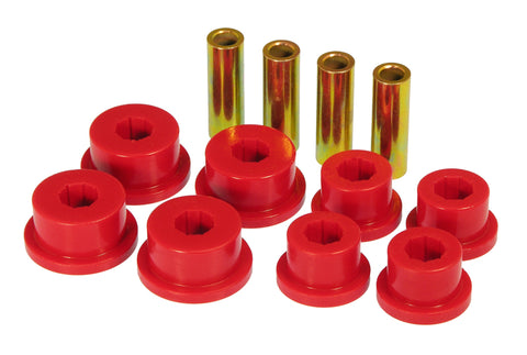 Prothane 87-96 GM Front Control Arm Bushings - Red - 7-224