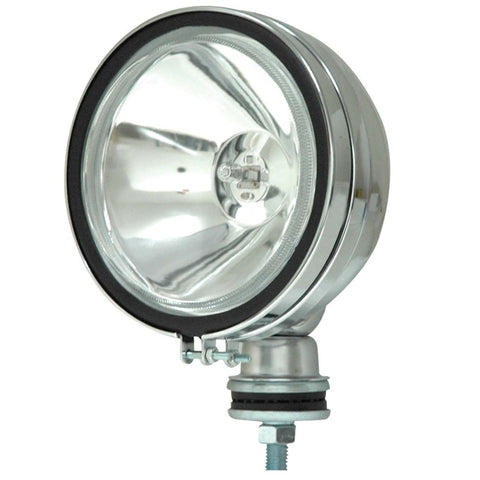 ANZO Off Road Halogen Light Universal H3 6in Round Off Road Halogen Fog Light 55W - 821001