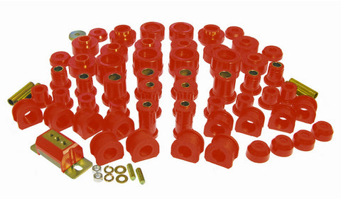 Prothane 81-87 Chevy Suburban 1/2T 2wd Total Kit - Red - 7-2025