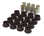 Prothane 10 Chevy Camaro Rear Toe & Trailing Arm Link Bushings - Black - 7-1214-BL