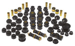 Prothane 92-95 Honda Civic Total Kit - Black - 8-2003-BL
