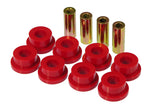Prothane 90-00 Acura Integra Rear Lower Control Arm Bushings - Red - 8-303