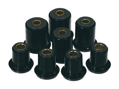 Prothane 91-96 GM Front Control Arm Bushings - Black - 7-230-BL