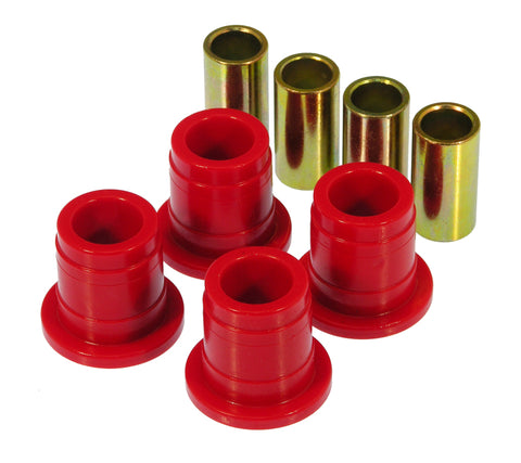 Prothane 73-82 GM P-10 2wd Upper Control Arm Bushings - Red - 7-202