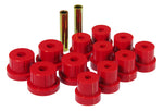 Prothane 70-81 Chevy Camaro Rear Spring Bushings - Red - 7-1012