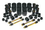 Prothane 92-94 Chevy Blazer 4wd Total Kit - Black - 7-2035-BL
