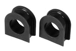 Prothane 02-03 Chevy Trailblazer Front Sway Bar Bushings - 44mm - Black - 7-1186-BL