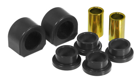 Prothane 81-87 GM 4wd Front Sway Bar Bushings - 1 1/4in - Black - 7-1107-BL