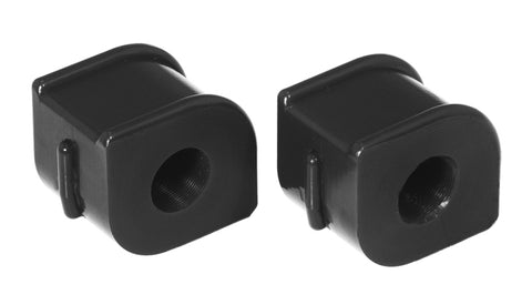 Prothane 97-04 Chevy Corvette Front Sway Bar Bushings - 23mm - Black - 7-1163-BL