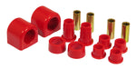 Prothane 84-87 Chevy Corvette Front Sway Bar Bushings - 30mm - Red - 7-1149